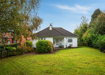 Thumbnail 5 bed detached bungalow for sale in Top Road, Kingsley, Frodsham, Cheshire