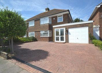3 bed semi-detached house to rent in Terringes Avenue, Worthing BN13