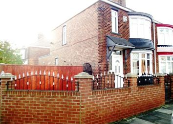 Thumbnail 3 bedroom semi-detached house for sale in Rochester Road, Middlesbrough