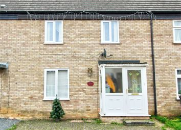 Thumbnail 3 bed terraced house for sale in Halford Road, Attleborough, Norfolk
