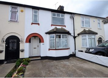 Thumbnail 3 bedroom terraced house for sale in Wakering Avenue, Southend-On-Sea