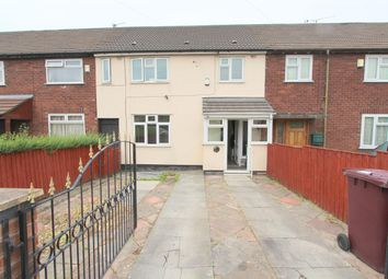 Thumbnail 3 bed terraced house for sale in Oakfield Drive, Huyton, Liverpool