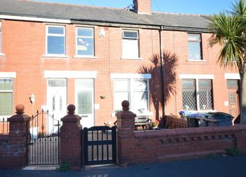 Thumbnail 3 bed terraced house for sale in Marina Avenue, Blackpool