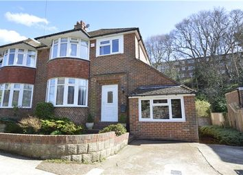 Thumbnail 4 bed semi-detached house for sale in Ashford Road, Hastings, East Sussex