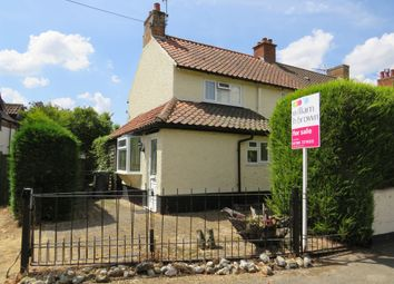 Thumbnail 3 bedroom end terrace house for sale in The Terrace, North Pickenham, Swaffham