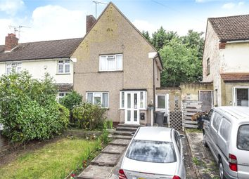 Thumbnail 2 bed end terrace house for sale in Slades Drive, Chislehurst