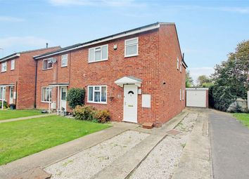 Thumbnail 4 bedroom end terrace house for sale in Jubilee Close, Waterbeach, Cambridge