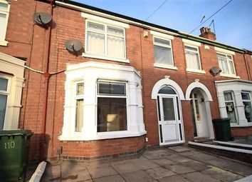 Thumbnail 3 bedroom terraced house for sale in Maudslay Road, Coventry
