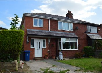 Thumbnail 4 bed semi-detached house for sale in Croft Avenue, Simister, Prestwich