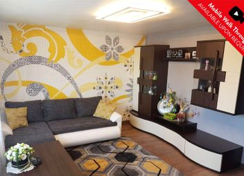 Thumbnail 3 bedroom flat for sale in Clayton Road, Farnborough, Hampshire