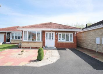 Thumbnail 2 bed detached bungalow for sale in Thorntree Way, Blyth