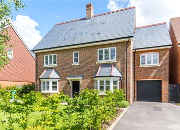 Thumbnail 4 bed detached house for sale in Cook Way, Broadbridge Heath, Horsham, West Sussex