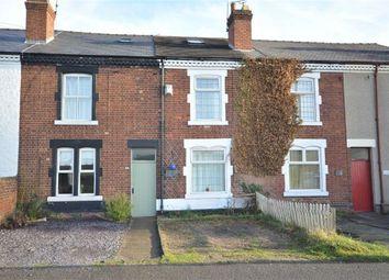 Thumbnail 3 bedroom terraced house for sale in Derby Road, Duffield, Belper, Derbyshire