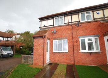 Thumbnail 2 bed end terrace house to rent in Whitsun Pasture, Willen Park, Milton Keynes