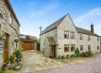 Thumbnail 5 bed detached house for sale in Hargate Hill, Charlesworth, Glossop, Derbyshire