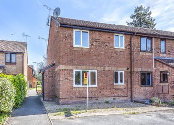 Thumbnail 1 bed end terrace house for sale in Leominster, Herefordshire