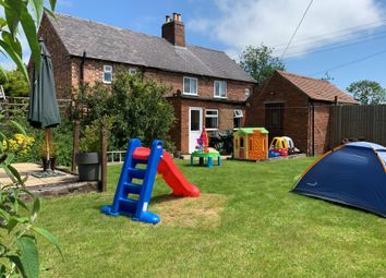 Thumbnail 3 bed cottage for sale in Melton Road, Hickling Pastures, Melton Mowbray