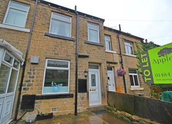 Thumbnail 1 bed terraced house to rent in Club Houses, Armitage Bridge, Huddersfield