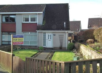 Thumbnail 3 bed semi-detached house for sale in Hawthorn Bank, Duns