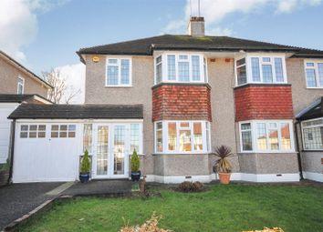 Thumbnail 3 bed semi-detached house for sale in Ashbourne Rise, Farnborough, Orpington