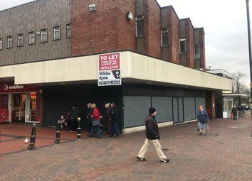 Thumbnail Retail premises to let in Market Hall Street, Cannock