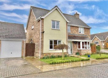 Thumbnail 4 bed detached house for sale in Castle Lane, Offton, Ipswich