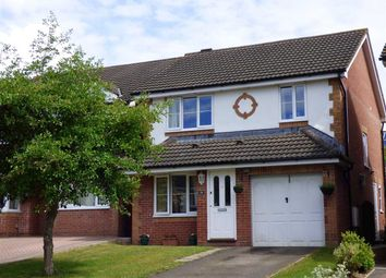 Thumbnail 3 bed detached house for sale in Valentine Lane, Thornwell, Chepstow