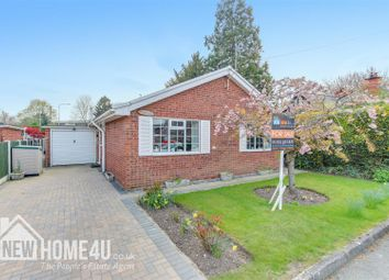 Thumbnail 2 bed detached bungalow for sale in Cambrian Close, Mold