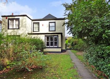 Thumbnail 3 bed semi-detached house for sale in The Villas, Penkhull, Stoke-On-Trent