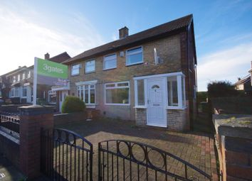 Thumbnail 2 bedroom semi-detached house to rent in Bodmin Square, Sunderland, Tyne And Wear