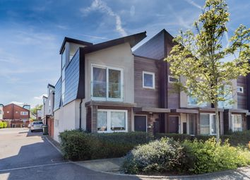 Clock House Rise, Maidstone, Kent ME17. 3 bed end terrace house for sale