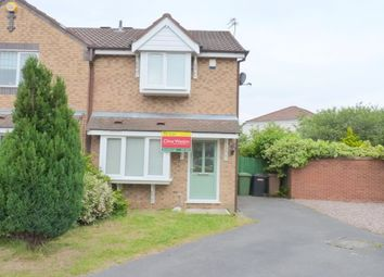 Thumbnail 2 bed semi-detached house to rent in Rosemary Close, Prenton