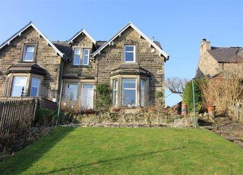 Thumbnail 3 bed semi-detached house for sale in Wilton Hill Terrace, Hawick, Hawick