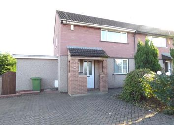 Thumbnail 2 bed end terrace house to rent in Newlaithes Avenue, Carlisle, Cumbria