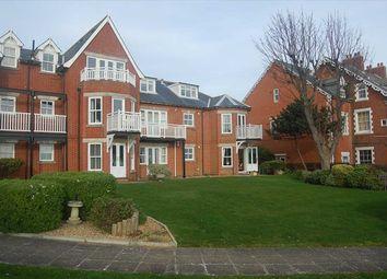 Thumbnail 2 bed flat for sale in Undercliff Road East, Felixstowe, Suffolk