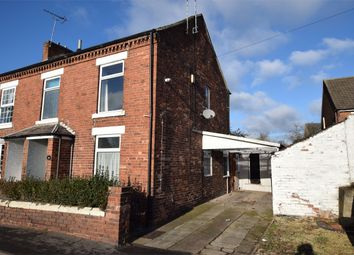 Thumbnail 2 bed semi-detached house for sale in The Delves, Swanwick, Alfreton, Derbyshire