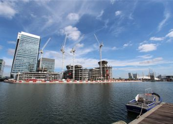 Thumbnail 1 bed property for sale in 10 Park Drive, Canary Wharf