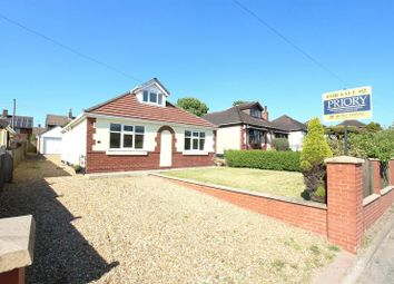 Thumbnail 4 bed detached bungalow for sale in Park Lane, Knypersley, Biddulph