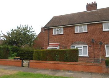 Thumbnail 3 bedroom semi-detached house for sale in Mareth Road, Bedford, Bedfordshire