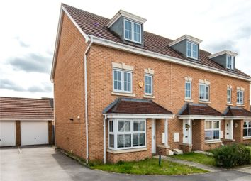 Thumbnail 4 bed end terrace house for sale in Sargeson Road, Armthorpe, Doncaster
