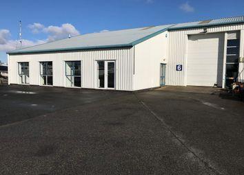 Thumbnail Light industrial to let in Unit 6, Hafan Marina Workshops, Pwllheli
