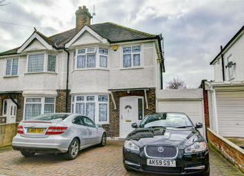 Thumbnail 3 bed semi-detached house for sale in Springfield Road, Thornton Heath