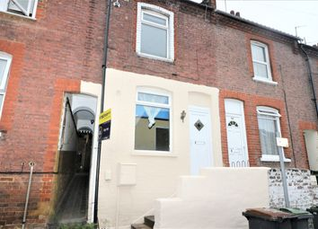 Thumbnail 1 bed terraced house for sale in Hartley Road, Luton
