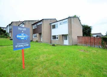 Thumbnail 2 bed terraced house to rent in Hillside Park, Bodmin
