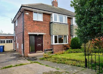 Thumbnail 3 bed semi-detached house for sale in Bence Close, Darton, Barnsley