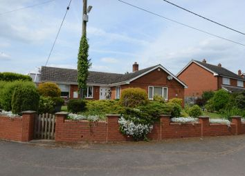 3 bed bungalow for sale in Eaton Road, Childs Ercall, Market Drayton TF9