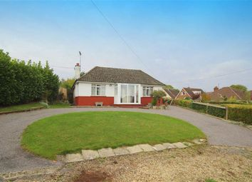 Thumbnail 3 bed detached bungalow for sale in High Street, Wanborough, Wiltshire