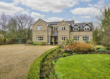 Thumbnail 6 bed detached house for sale in Ramsey Road, Kings Ripton, Huntingdon