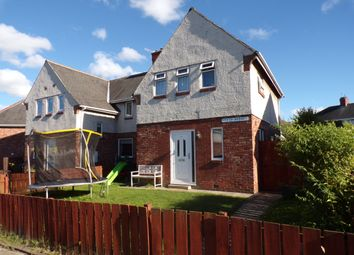 Thumbnail 3 bed semi-detached house for sale in Holly Avenue, Dunston, Gateshead