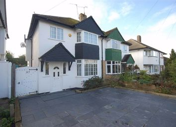 Springfield Gardens, Ruislip Manor, Ruislip HA4. 3 bed semi-detached house